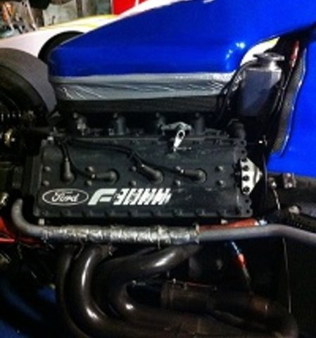 All Cosworth V8 DFY 3L