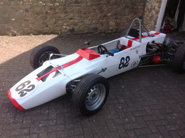 Historic Formula Ford Alexis 18