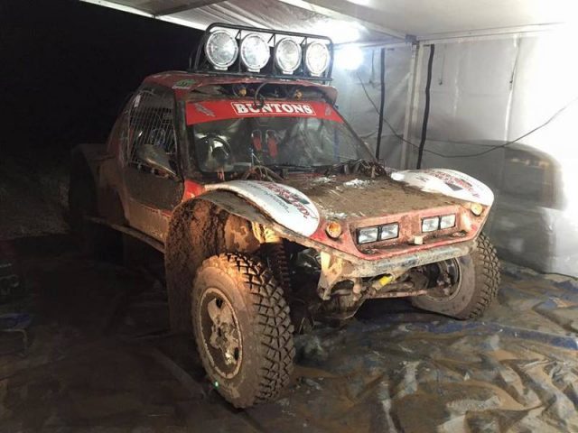SIMMBUGGHINI 4X4 LAND ROVER OFF ROADER COMP SAFARI RALLY V8 RACE CAR SIMMBUGGHINI
